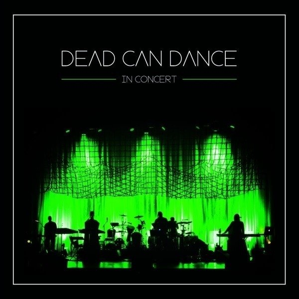 DEAD CAN DANCE  - in concert (CD DUPLO | DIGIPACK)