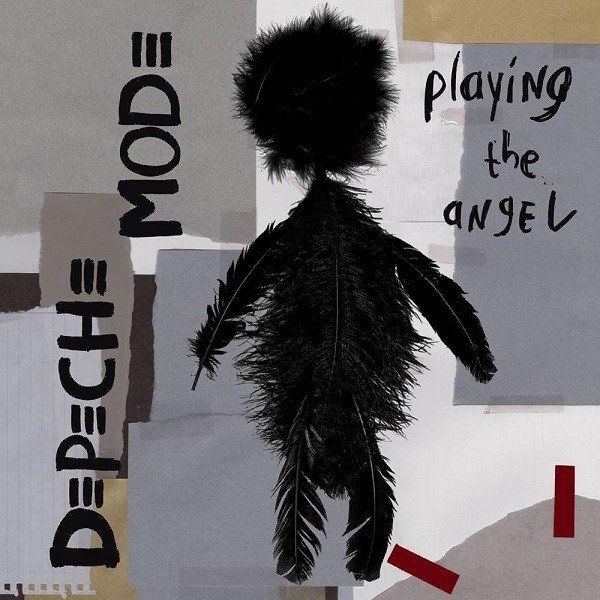 DEPECHE MODE - PLAYING THE ANGEL (CD)
