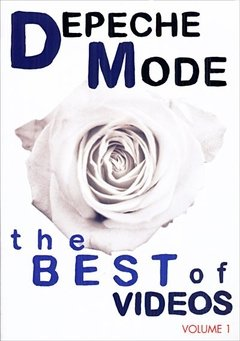 DEPECHE MODE - THE BEST OF VIDEOS (DVD)