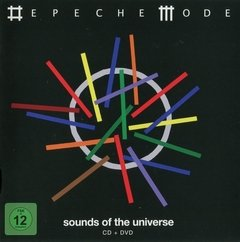 Depeche Mode - Sounds of the Universe (cd + dvd)