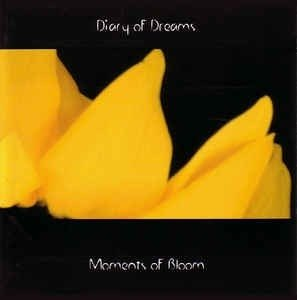 DIARY OF DREAMS - MOMENTS OF BLOOM (CD) - comprar online