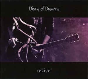 DIARY OF DREAMS - RELIVE (CD DUPLO)
