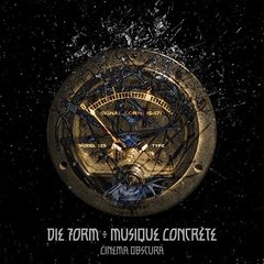 DIE FORM - CINEMA OBSCURE (CD)