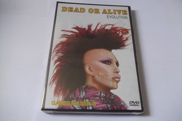 DEAD OR ALIVE - EVOLUTION (DVD)