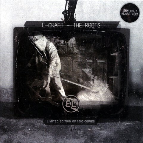 E-Craft ‎– The Roots (cd)