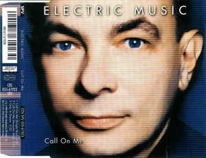 Elektric Music (ex-Kraftwerk) - Call of Me (cd single)