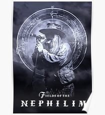 FIELDS OF THE NEPHILIM - McCOY 1 (POSTER)