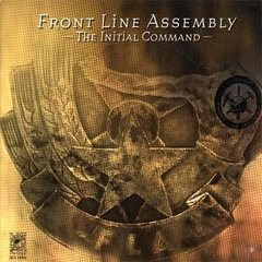 Front Line Assembly - The Innitial Command (cd)
