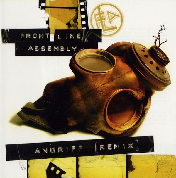Front Line Assembly - Angriff (Mcd)