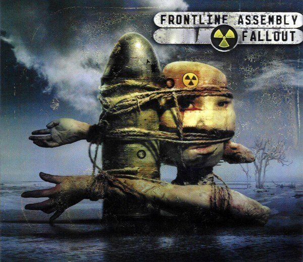 Front Line Assembly - Fallout (cd)