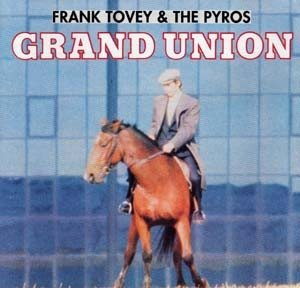 Frank Tovey - Grand Union (cd)