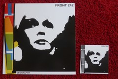 Front 242 ?- Geography (BOX - 2 LP + 7