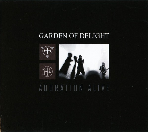 GARDEN OF DELIGHT - ADORATION LIVE (CD)