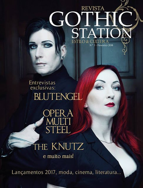 REVISTA GOTHIC STATION - NÚMERO 3 - (REVISTA)