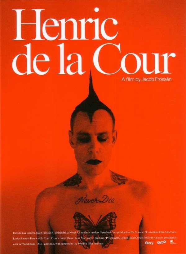 Henric de la Cour - The Movie (dvd)