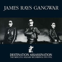 JAMES RAYS GANGWAR - DESTINATION ASSASSINATION (CD DUPLO)
