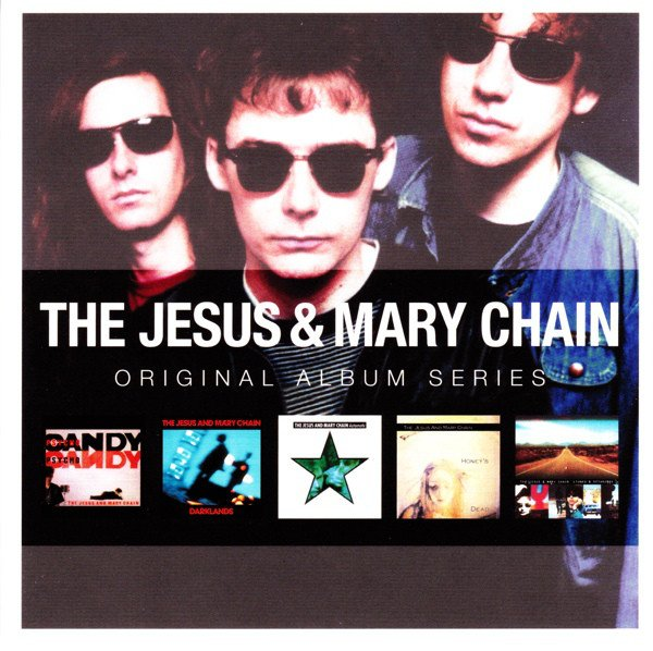 JESUS AND MARY CHAIN - ORIGINAL ALBUM SERIES (BOX)