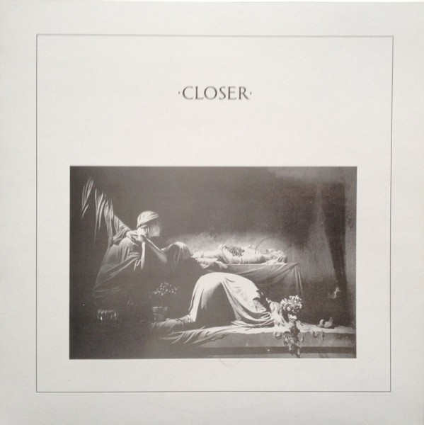 JOY DIVISION - CLOSER BOOTLEG BRANCO (VINIL)