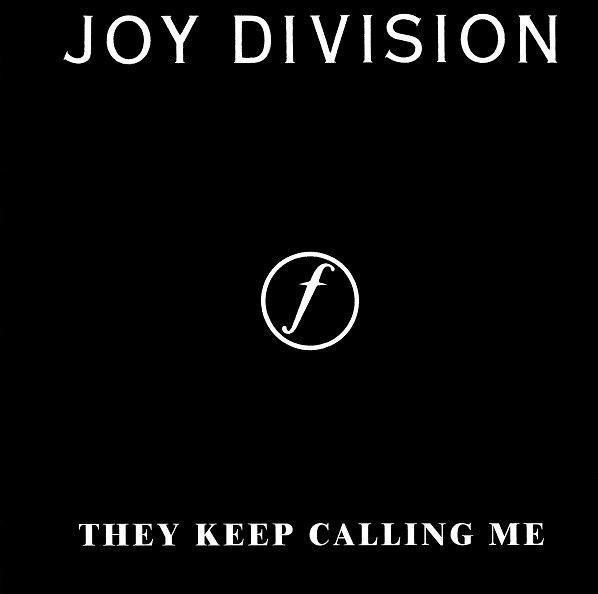 Joy Division - They keep Calling Me (cd)