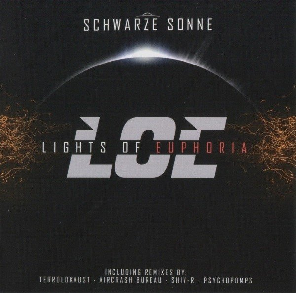 Lights of Euphoria - Schwarze Sonne (Mcd)