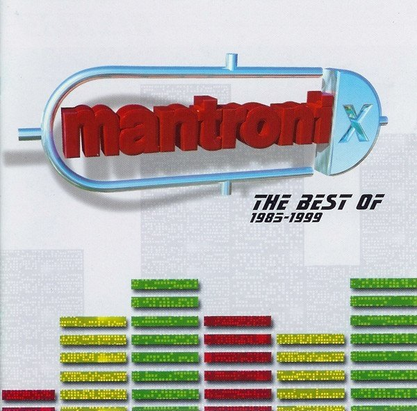 Mantronix - The Best of 1985-1999 (cd)