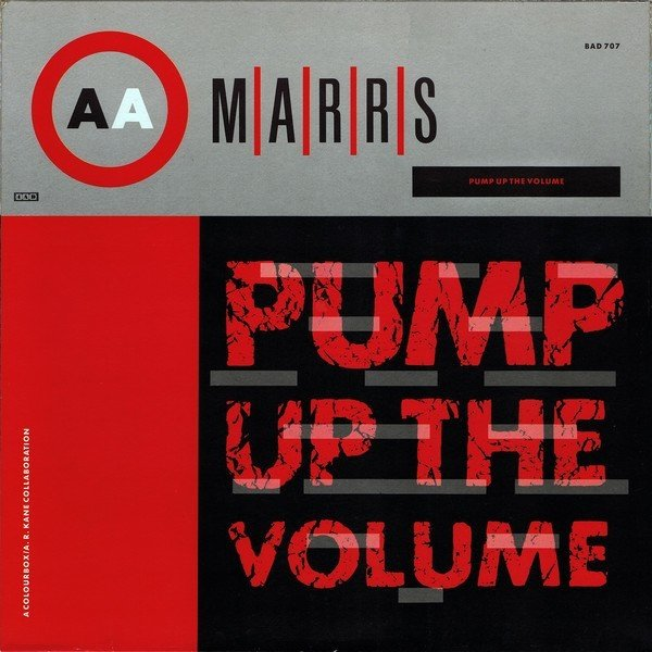 Marrs - Pump Up the Volume (vinil)