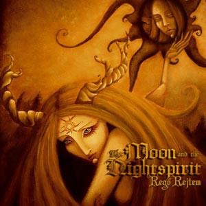 Moon And The Nightspirit - Rego Rejtem (CD)