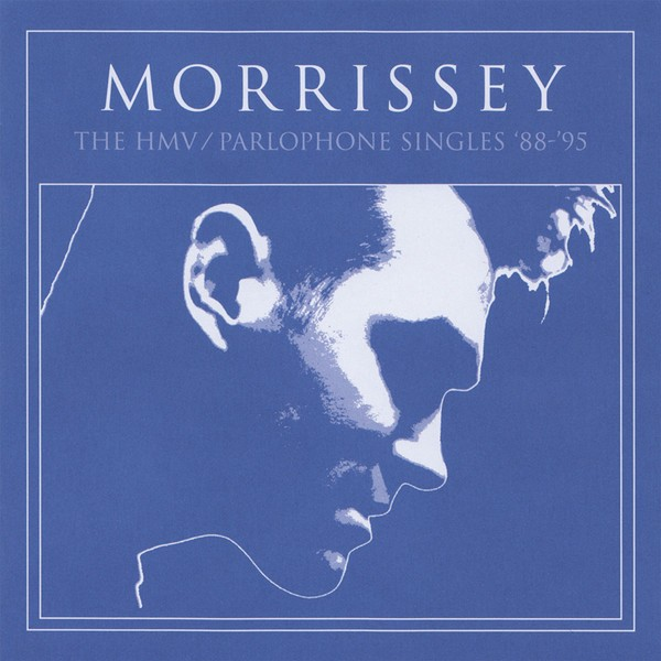 MORRISSEY - THE PARLOPHONE SINGLES 88-95 (BOX)