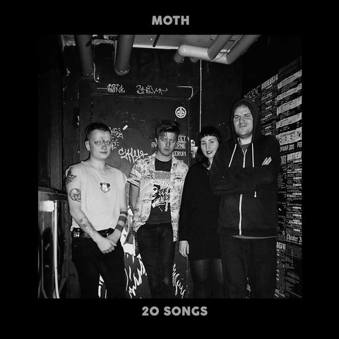 MOTH - 20 SONGS (CD)