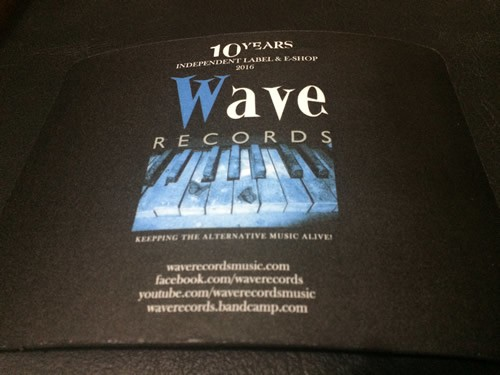 WAVE RECORDS - MOUSE PAD