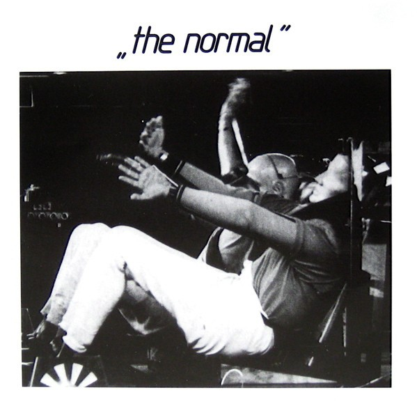 THE NORMAL - WARM LEAETHERELLE (CD SINGLE)