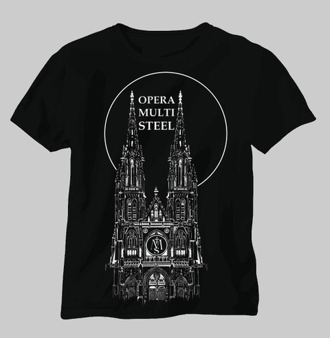 Opera multi steel - Cathedrale (t-shirt)