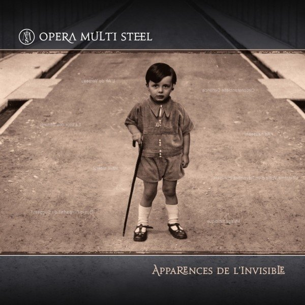 Opera Multi Steel - Apparences De L´Invisible (vinil + mp3 download)