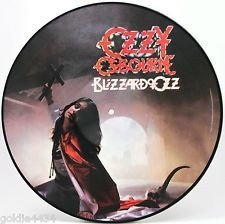 Ozzy Osbourne - Blizzard of Ozz (vinil picture)