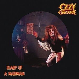 Ozzy Osbourne - Diary of a Madman (vinil picture)