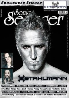 REVISTA - SONIC SEDUCER 05/2013 (REVISTA + CD)
