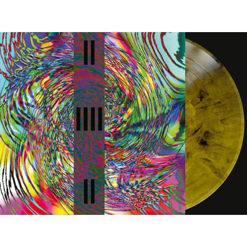 FRONT 242 - FILTERED - PULSE (VINIL SOLID YELLOW & BLACK) - comprar online