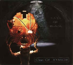 CLAN OF XYMOX - DAYS ON BLACK (CD)
