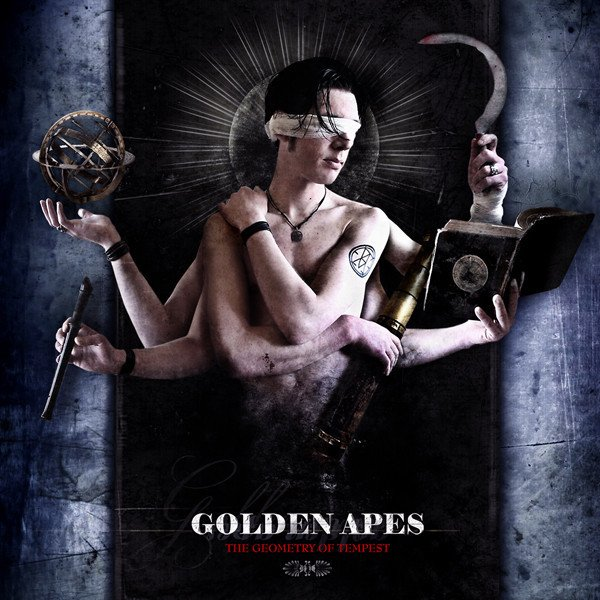 Golden Apes ?- The Geometry Of Tempest (CD)