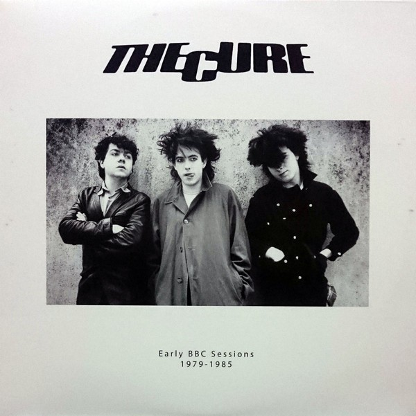 THE CURE - EARLY BBC SESSIONS 1979-1985 (VINIL DUPLO)