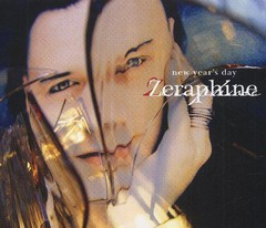 ZERAPHINE - NEW YEAR´S DAY (CD SINGLE)