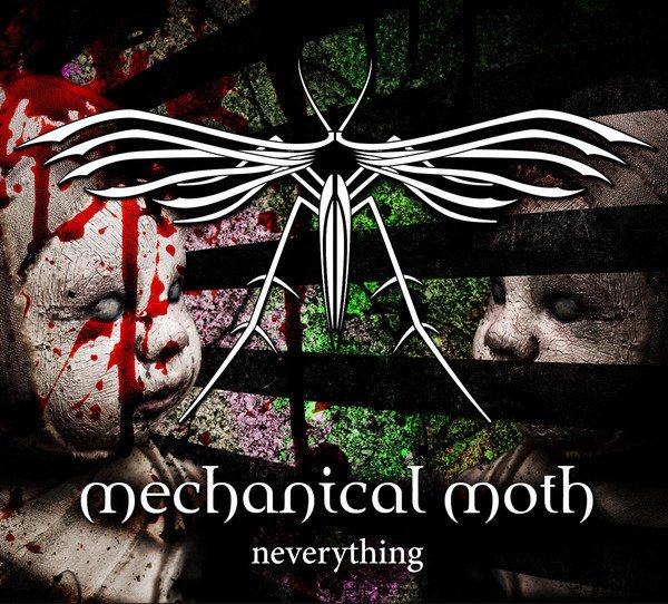 Mechanical Moth - Neverything (CD)