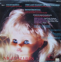 A FLOCK OF SEAGULLS - NIGHTMARES (12