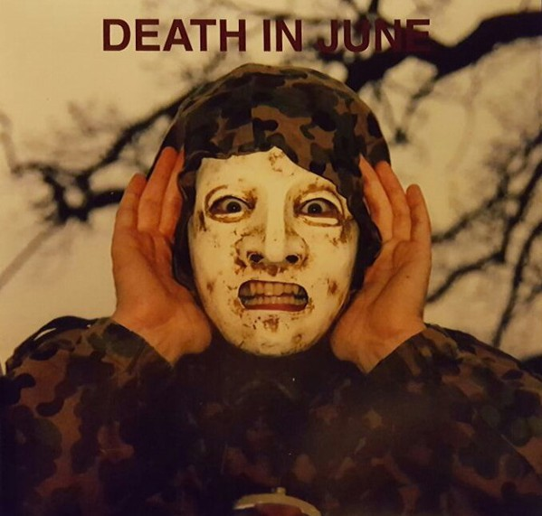 DEATH IN JUNE - EURO CROSS (VINIL)
