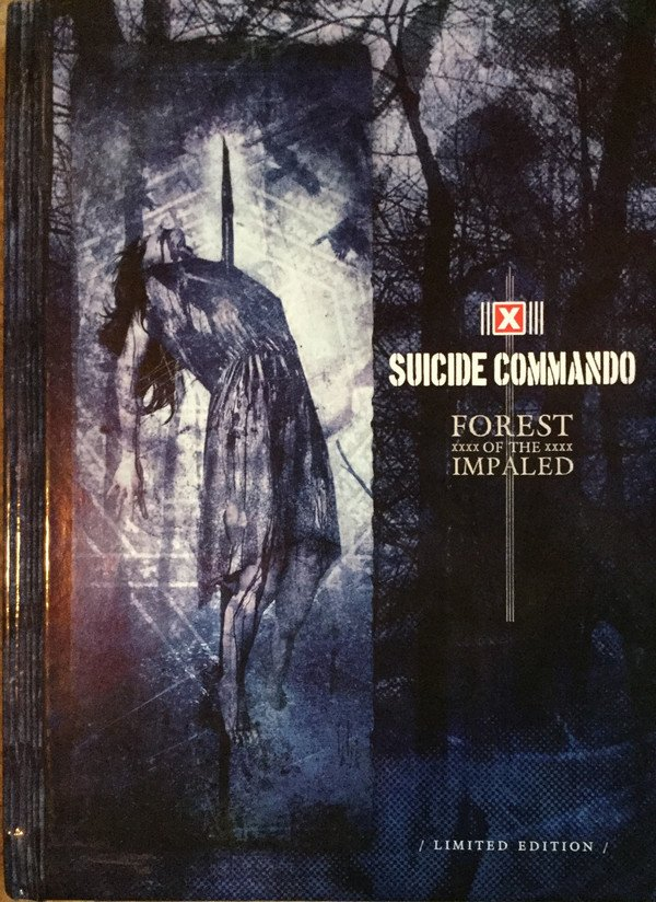 SUICIDE COMMANDO - FOREST OF THE IMPALED (BOX) - comprar online