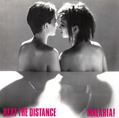 Malaria! - Beat the distance (VINIL)
