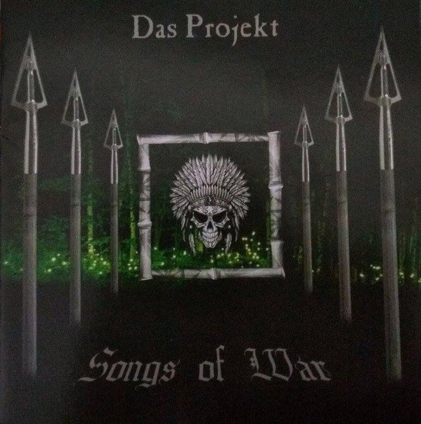 Das Projekt ‎– Songs Of War (CD)