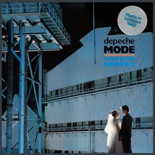 Depeche Mode - Some Great Reward - LTD EDITION (VINIL)