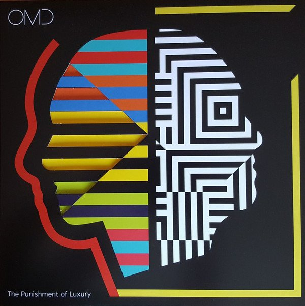 OMD - THE PUNISHMENT OF LUXURY (VINIL)