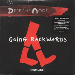 Depeche Mode ‎– Going Backwards [Remixes] (CD)